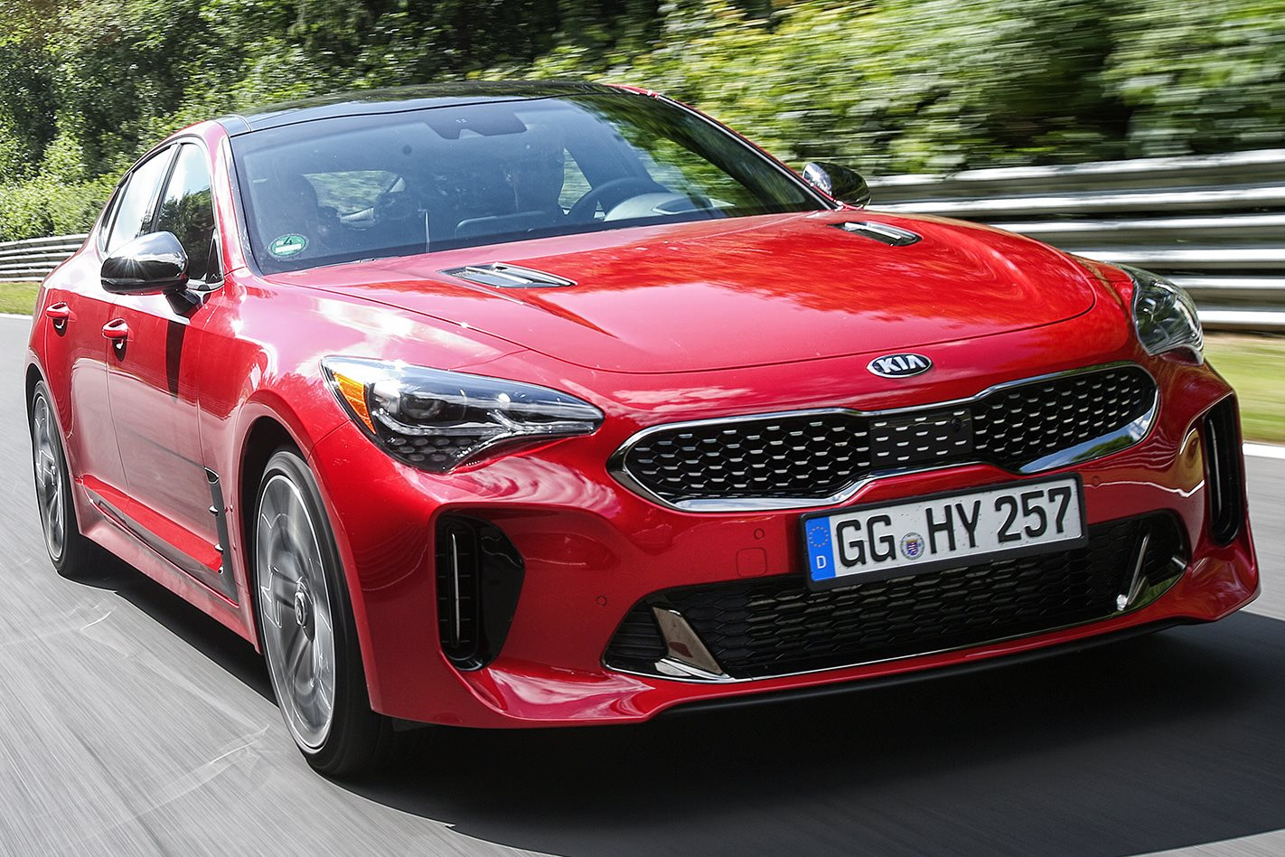 2017 Kia GT Stinger