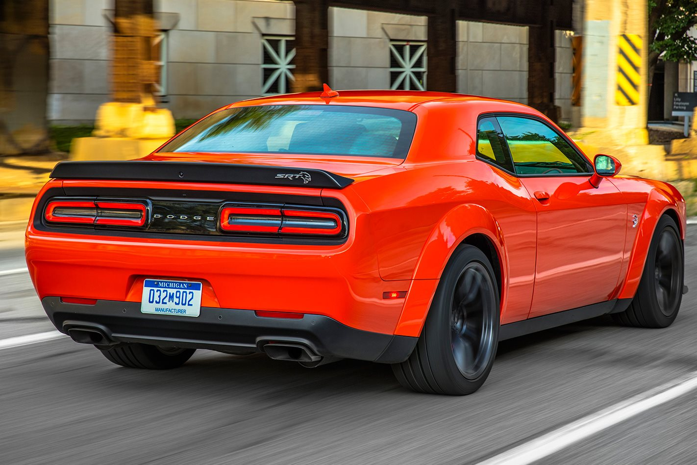 2018 dodge challenger srt demon first drag we wreck the autos post. Black Bedroom Furniture Sets. Home Design Ideas