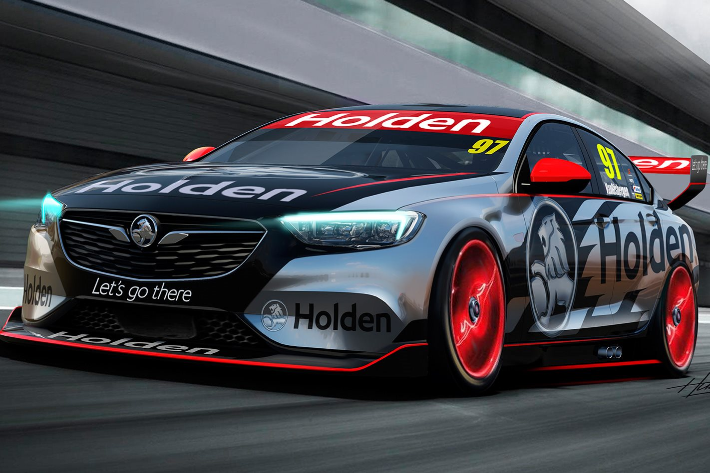 2018 Launch of Holden V6