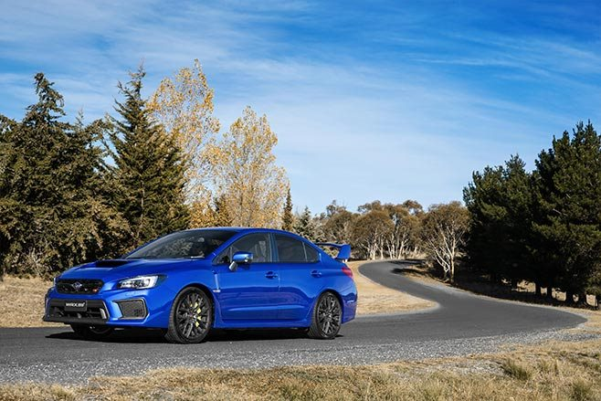 2018 subaru impreza sti.  subaru subaru has also added a new feature to every wrx and sti steering  responsive headlights beams adjust during cornering light the way before car  intended 2018 subaru impreza sti