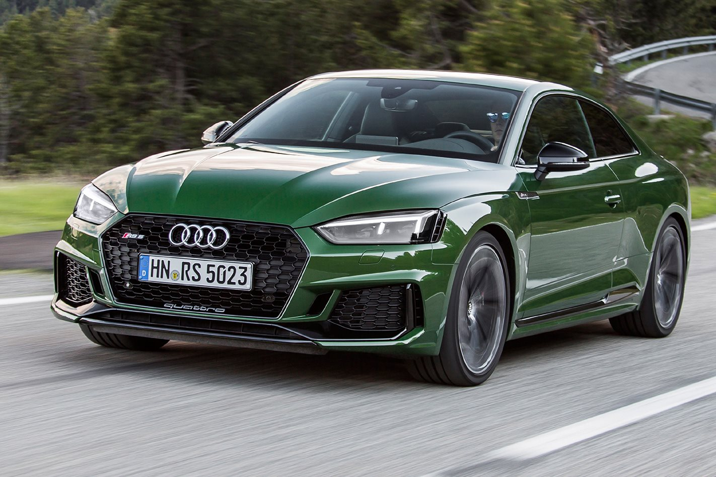 מאוד 2018 Audi RS5 review SW-89