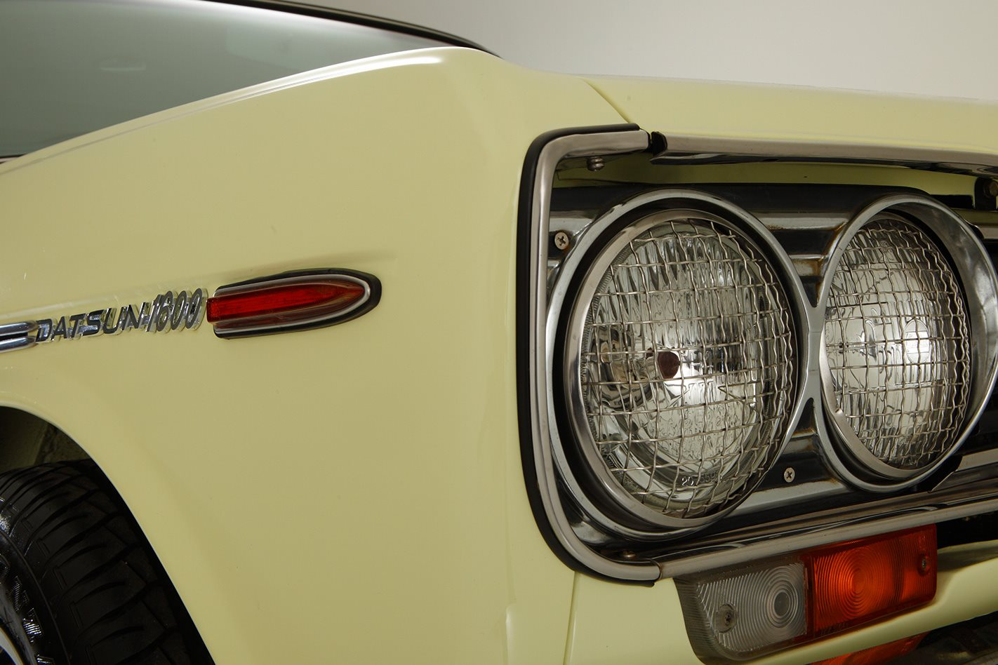 Datsun 1600 legend series headlights