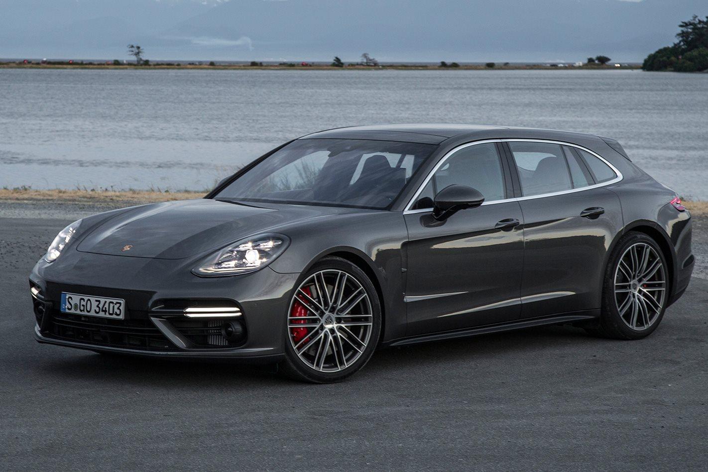 100 Gray Porsche Panamera 2014 Porsche Panamera S E