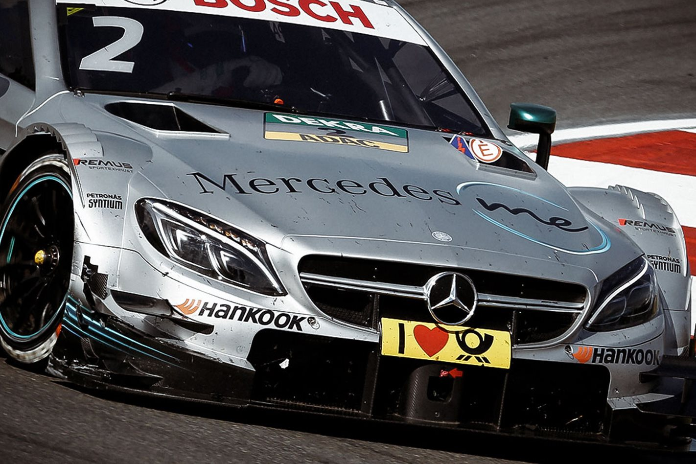 Mercedes decision 'heavy blow for the DTM'