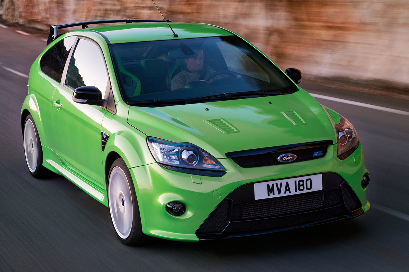 2008 Ford Focus RS front