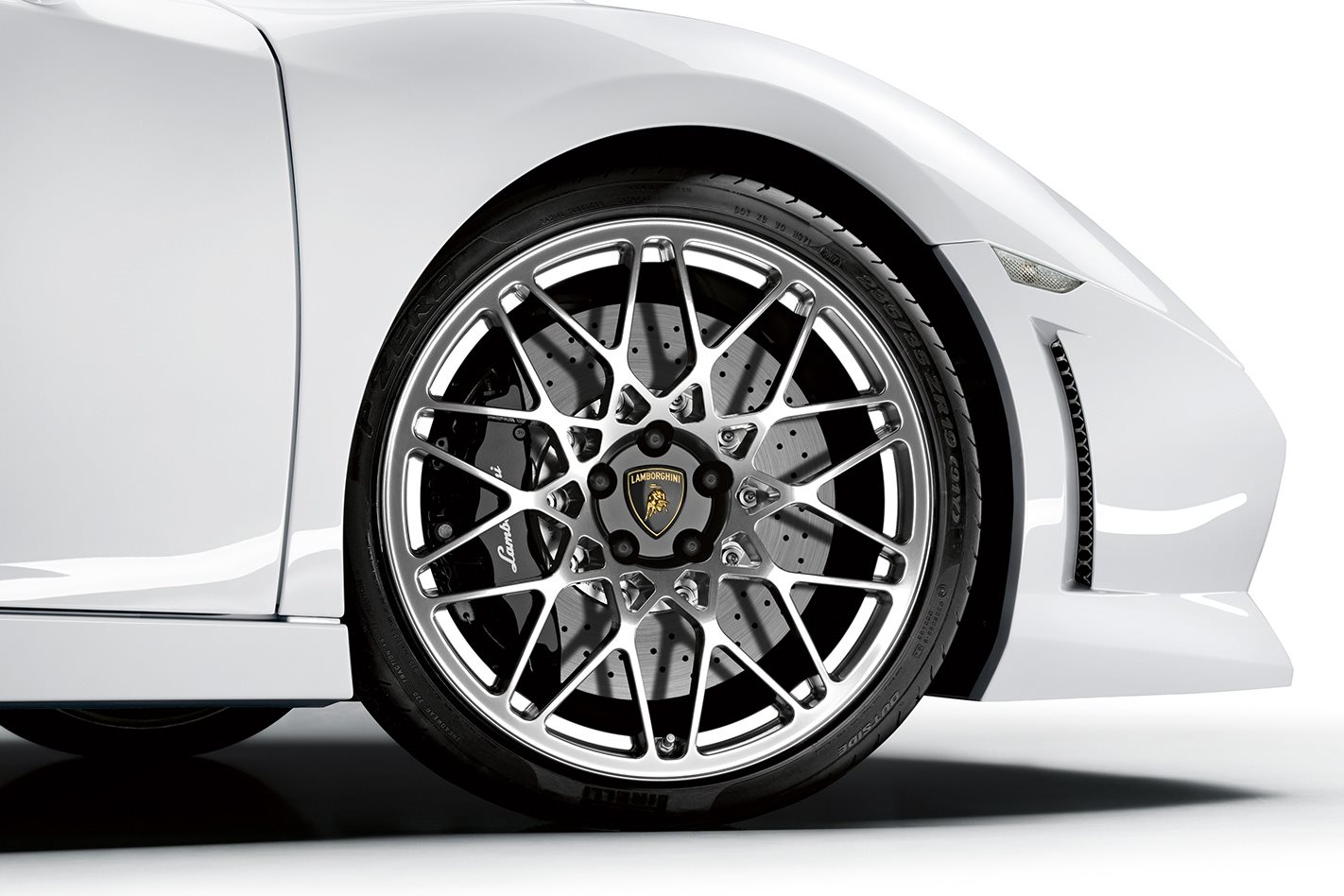 Lamborghini Gallardo Spyder wheels