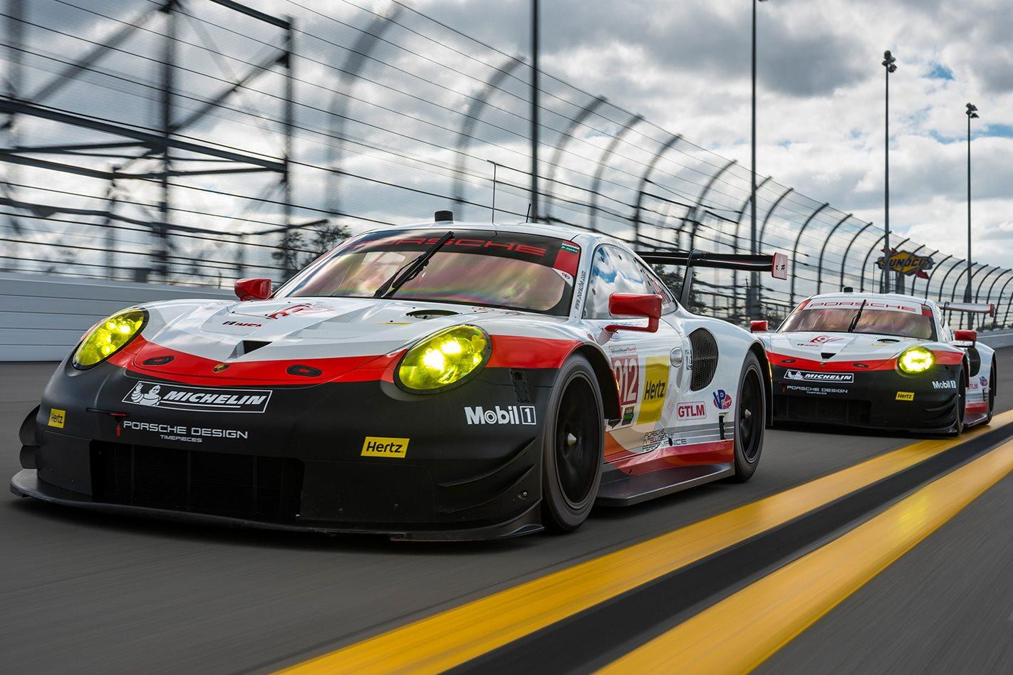 Porsche leaving LMP1 to join Formula E