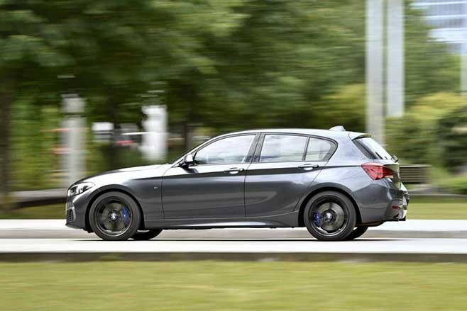 BMW 1 Series gets new tech and price changes