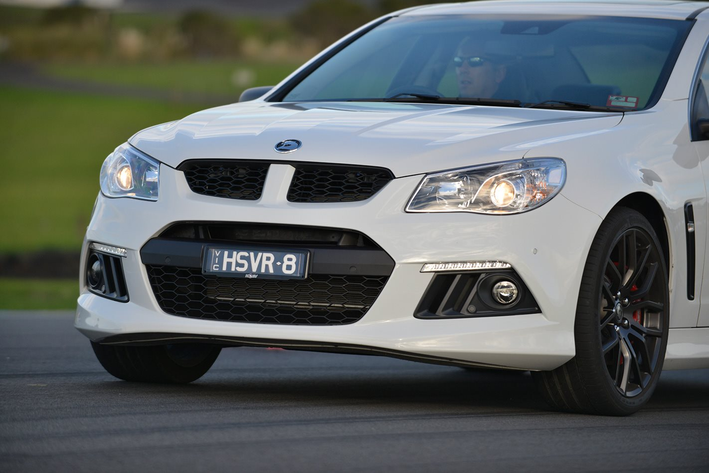 2013 HSV Gen-F Clubsport
