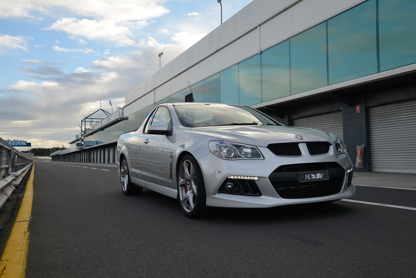 2013 HSV Gen-F Commodore Maloo