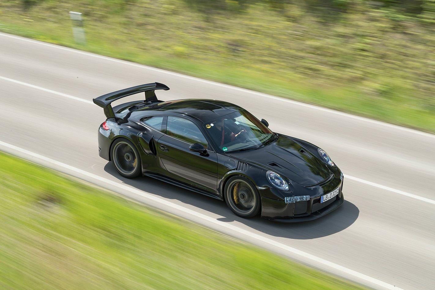 2018 porsche 911 gt2 rs ridealong motor. Black Bedroom Furniture Sets. Home Design Ideas