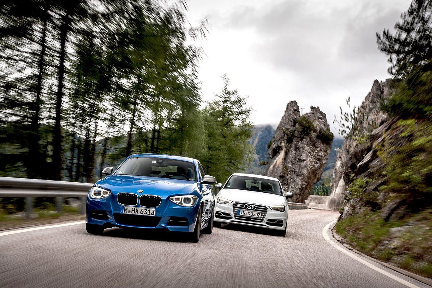 Audi S3 vs BMW M135i vs Mercedes A45 AMG drive.jpg