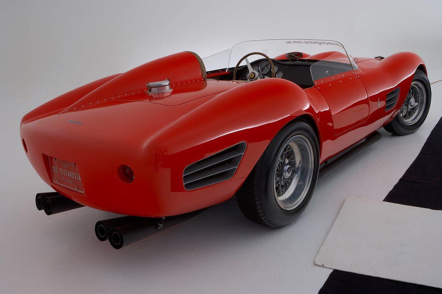 1959 ferrari 250 testa rossa legend series motor 1959 ferrari 250 testa rossa rear vanachro Gallery