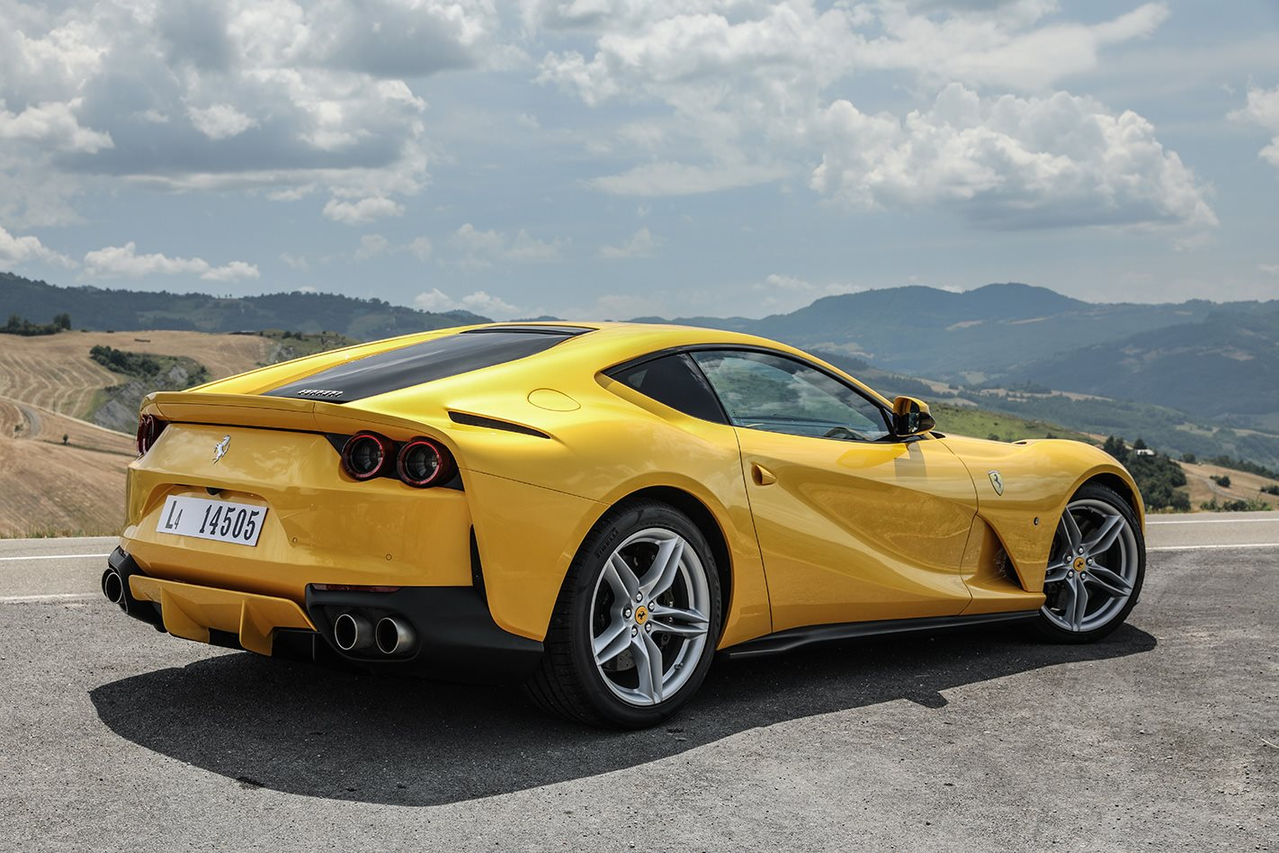 2018 Ferrari 812 Superfast rear facing.jpg
