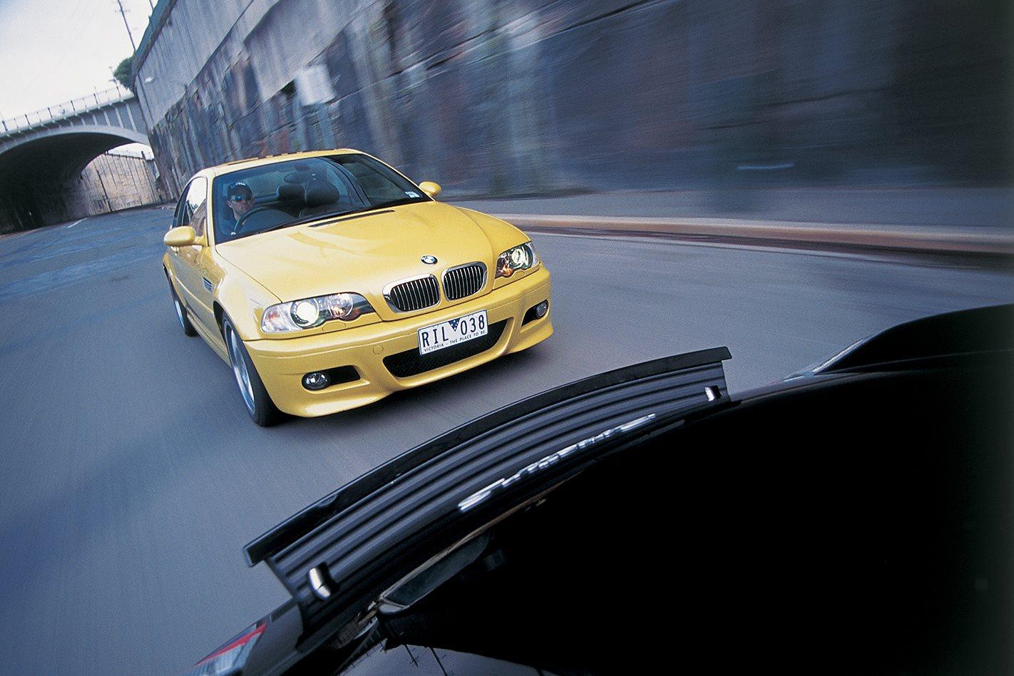 2003 BMW M3 drive
