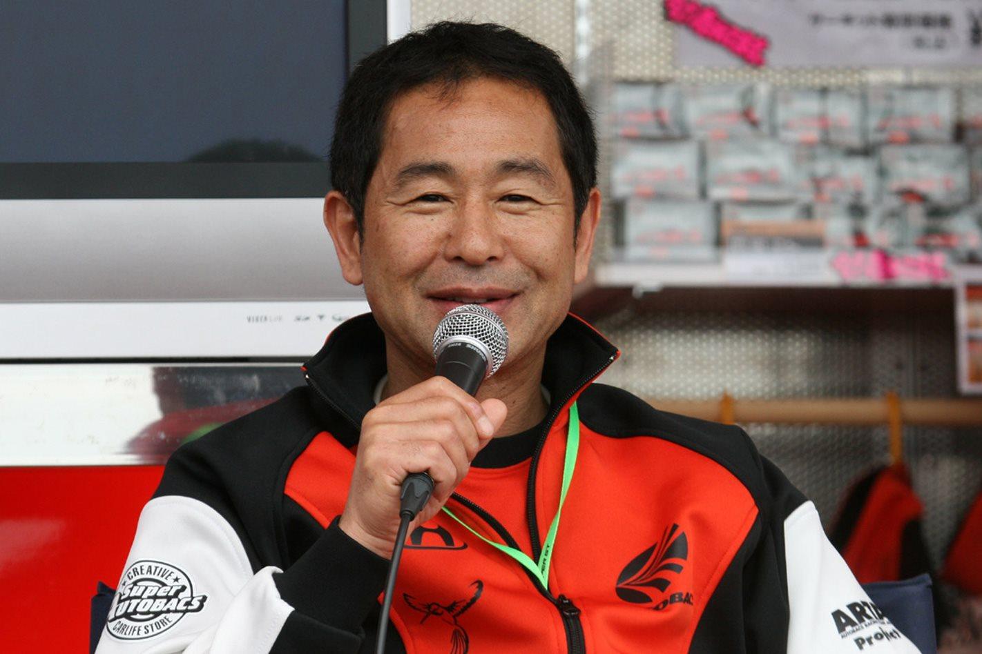 Keiichi Tsuchiya King of Drift