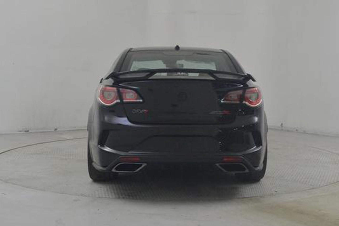 2017 HSV GTSR W1 rear