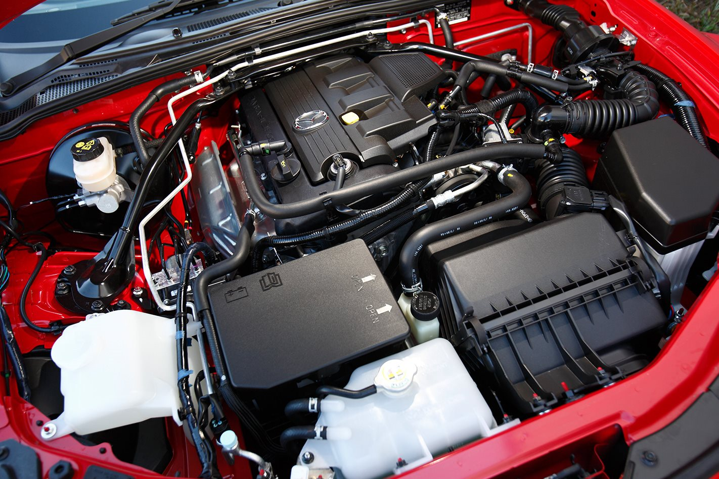 Mazda NC MX-5 engine