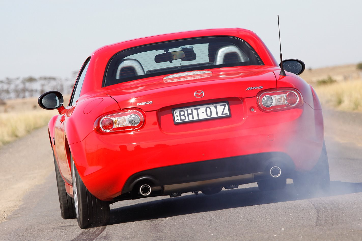 Mazda NC MX-5 rear drive