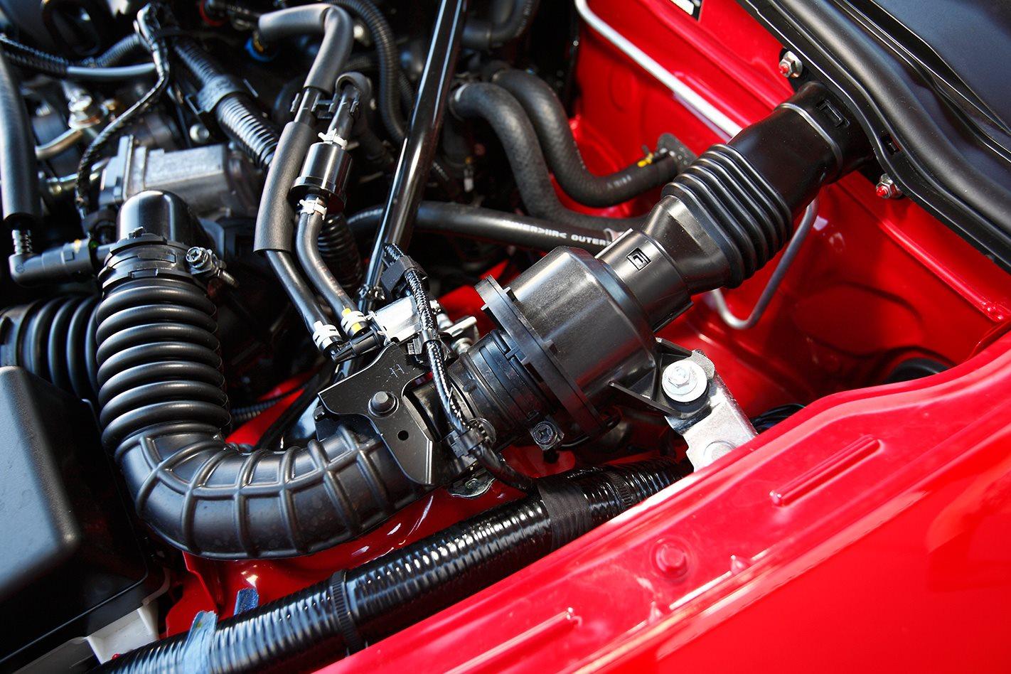 Mazda NC MX5 valve