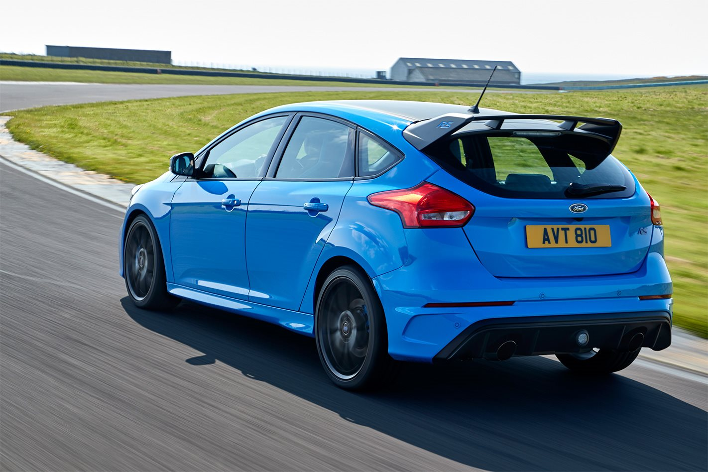 Ford Focus RS Limited Edition rear