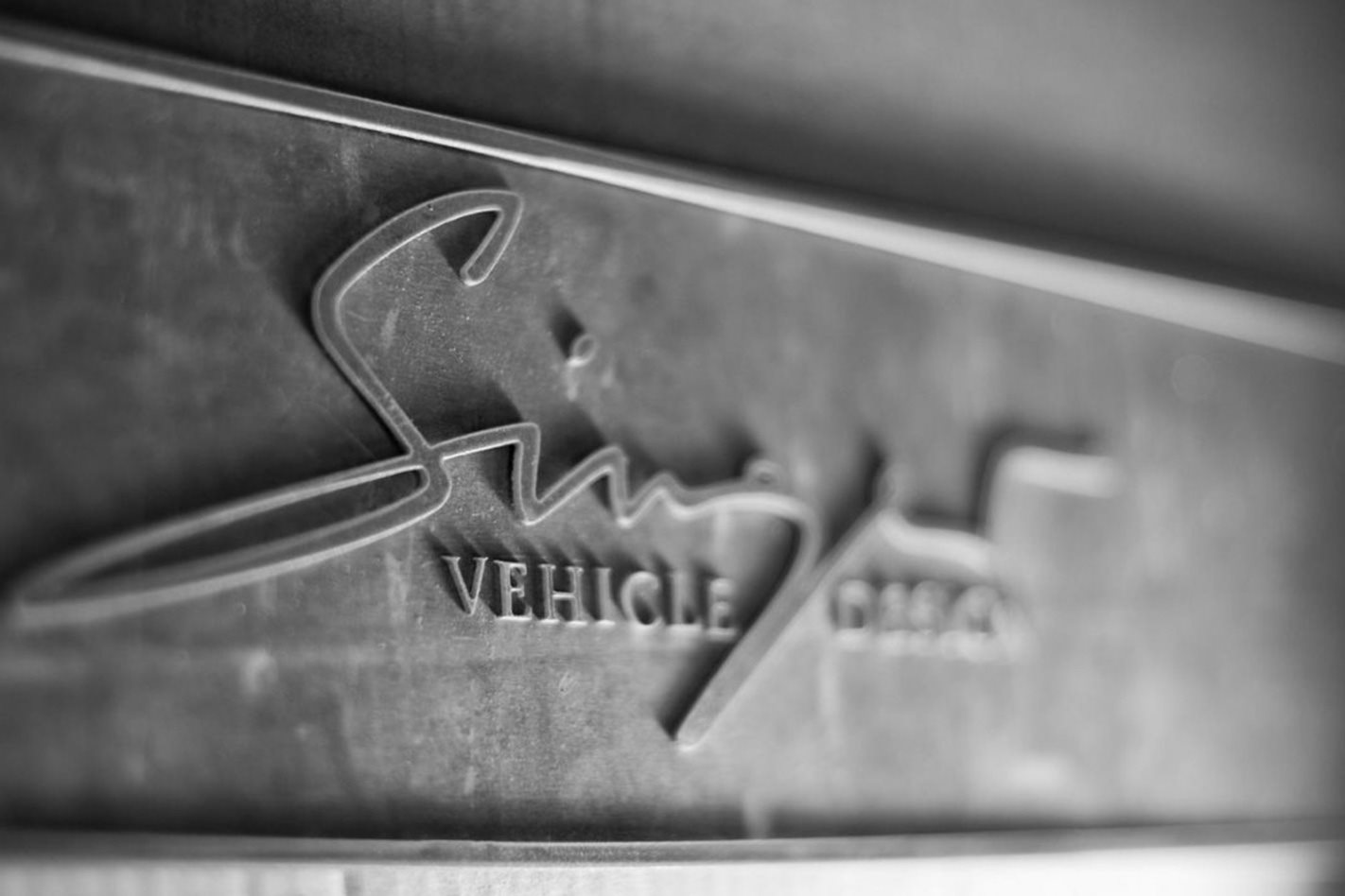 Singer engine plate
