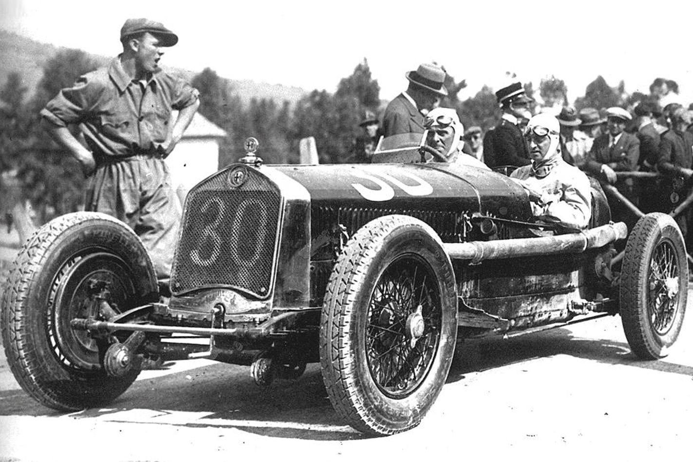 Targa Florio 1930 Vehicle