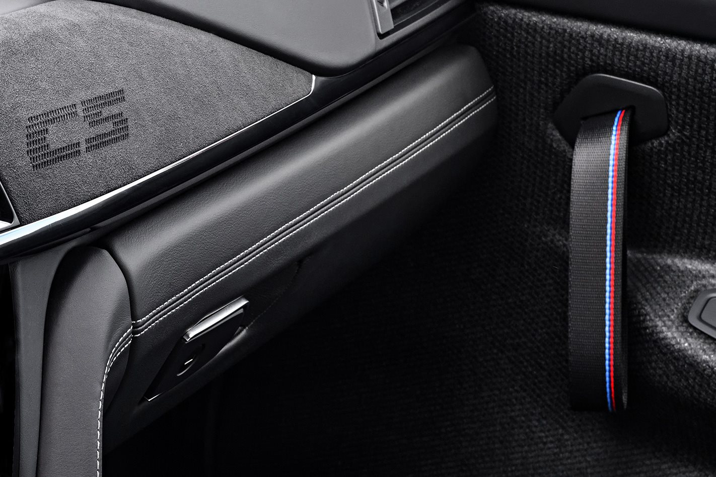2018 BMW M4 CS interior