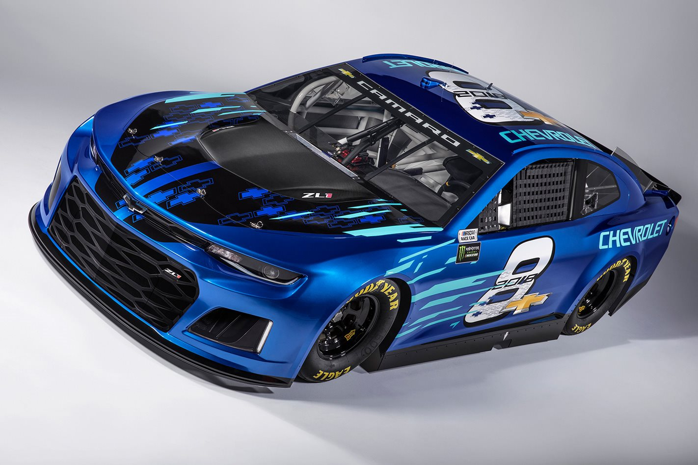 2018 Chevrolet Camaro ZL1 NASCAR Cup Series