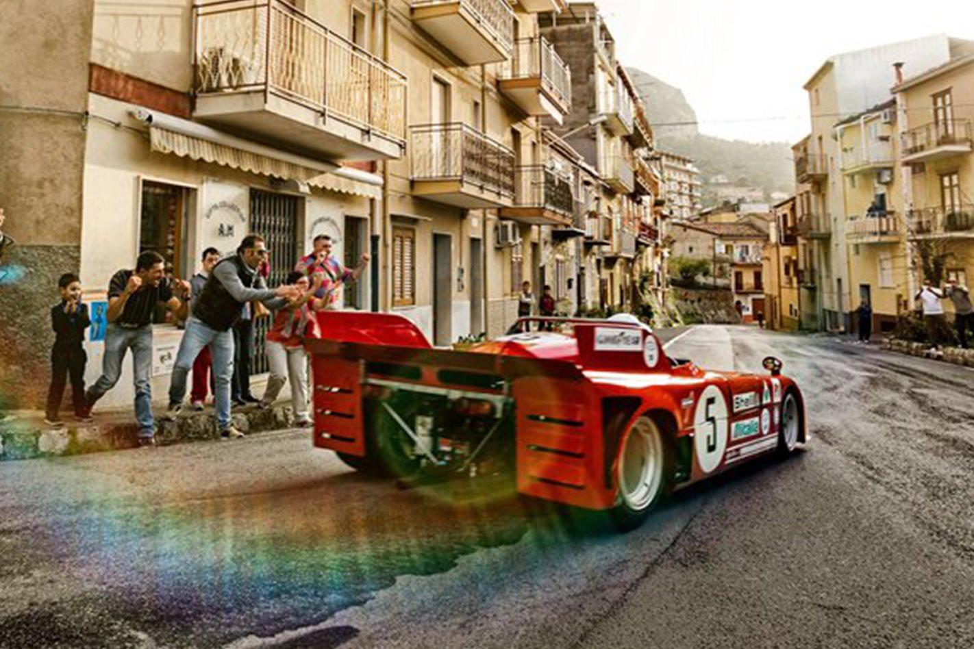 Ricciardo Classic Alfa Sicily