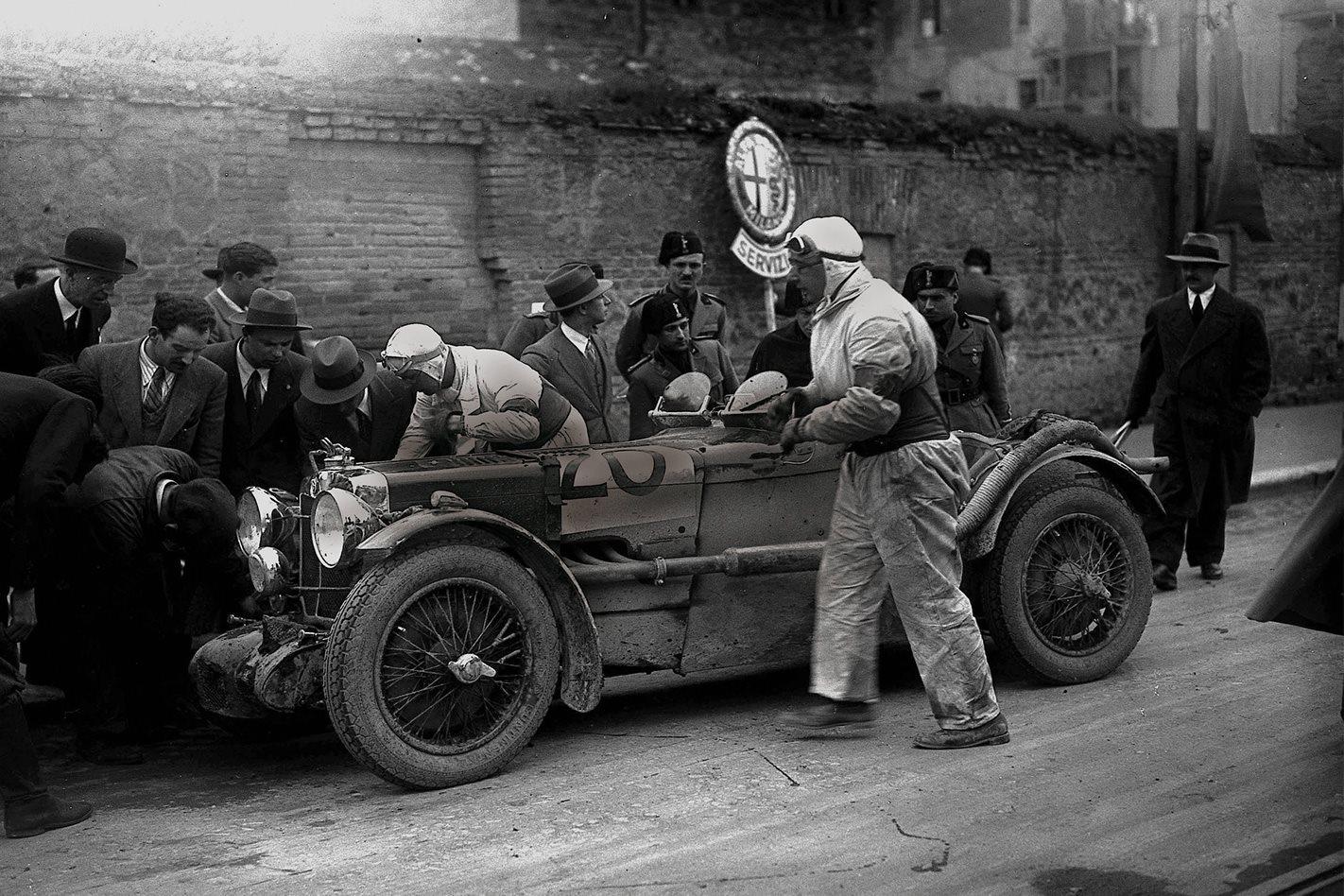 Targa Florio vehicles