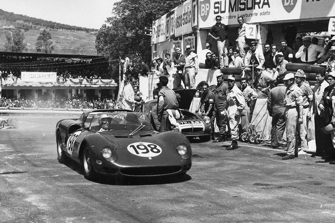 Targa Florio Nino Vaccarella 1965