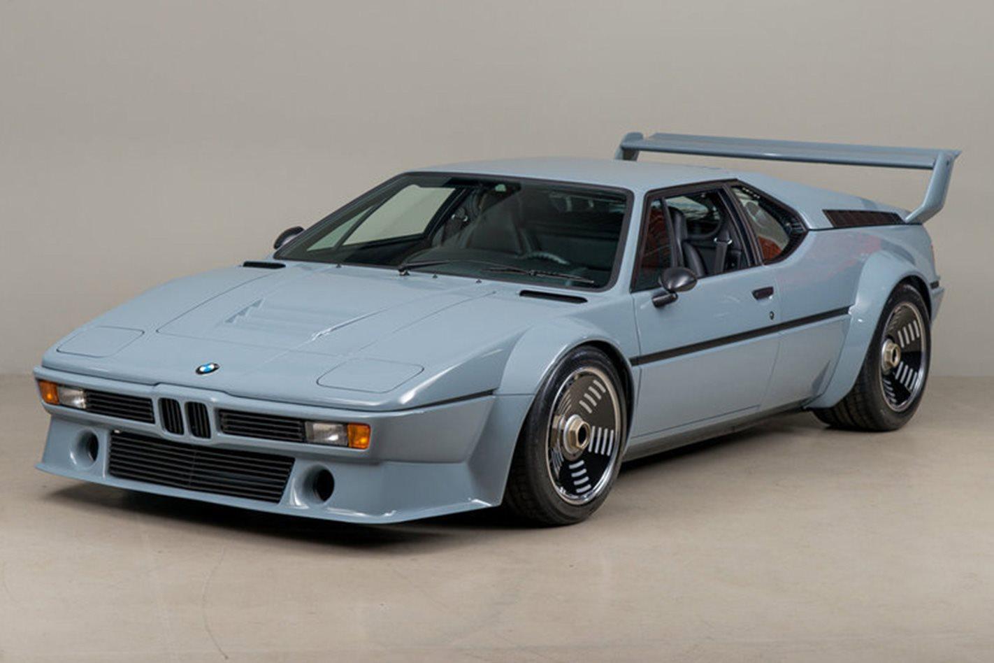 1979 BMW M1 Procar front