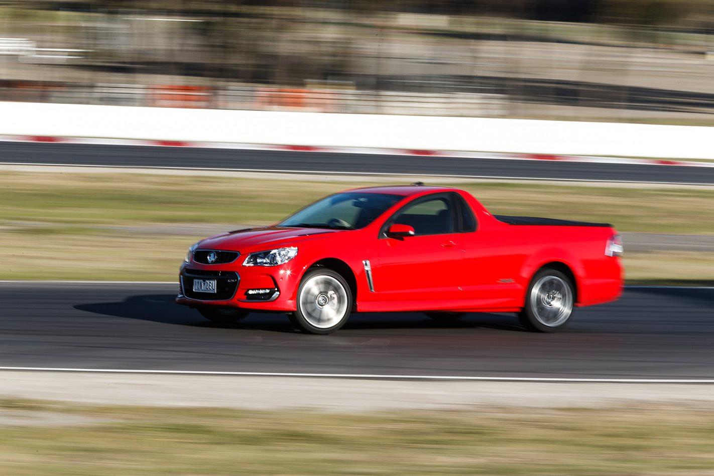 2017 Holden Commodore SS Ute speeding.jpg