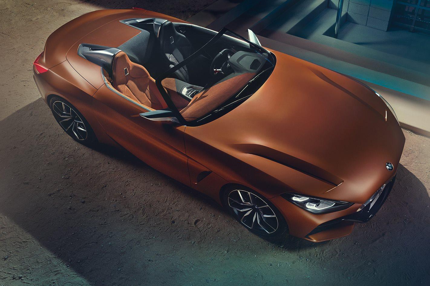 BMW Z4 Concept convertible