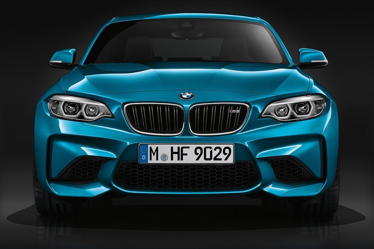 2018 BMW M2 update