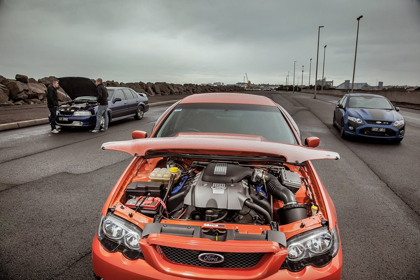 2004 BA FPV GT engine.jpg