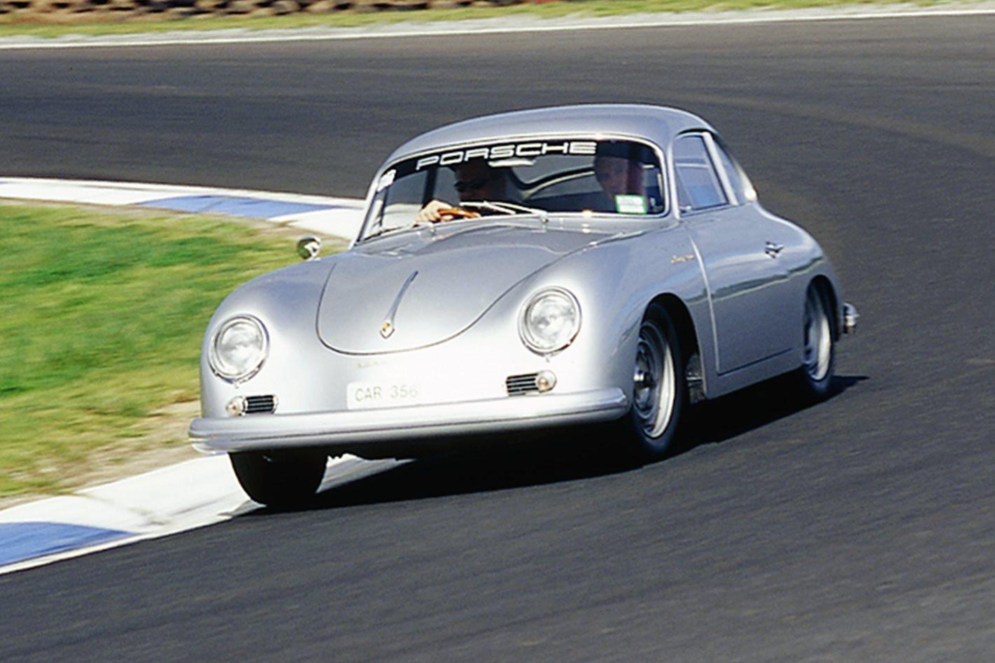 1955 Porsche's 356 Carrera