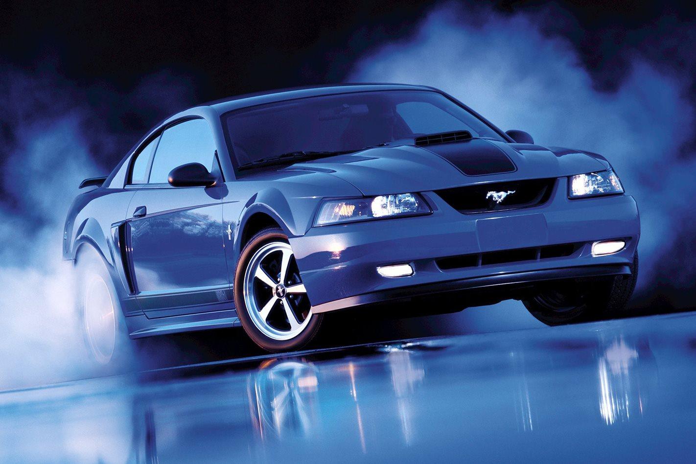 2003 Mustang Mach