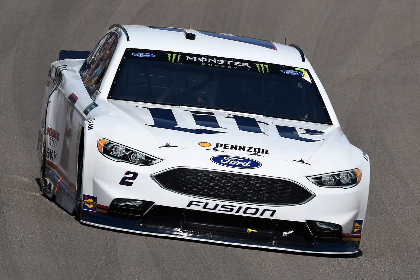 DJR Team Penske NASCAR Ford Fusion