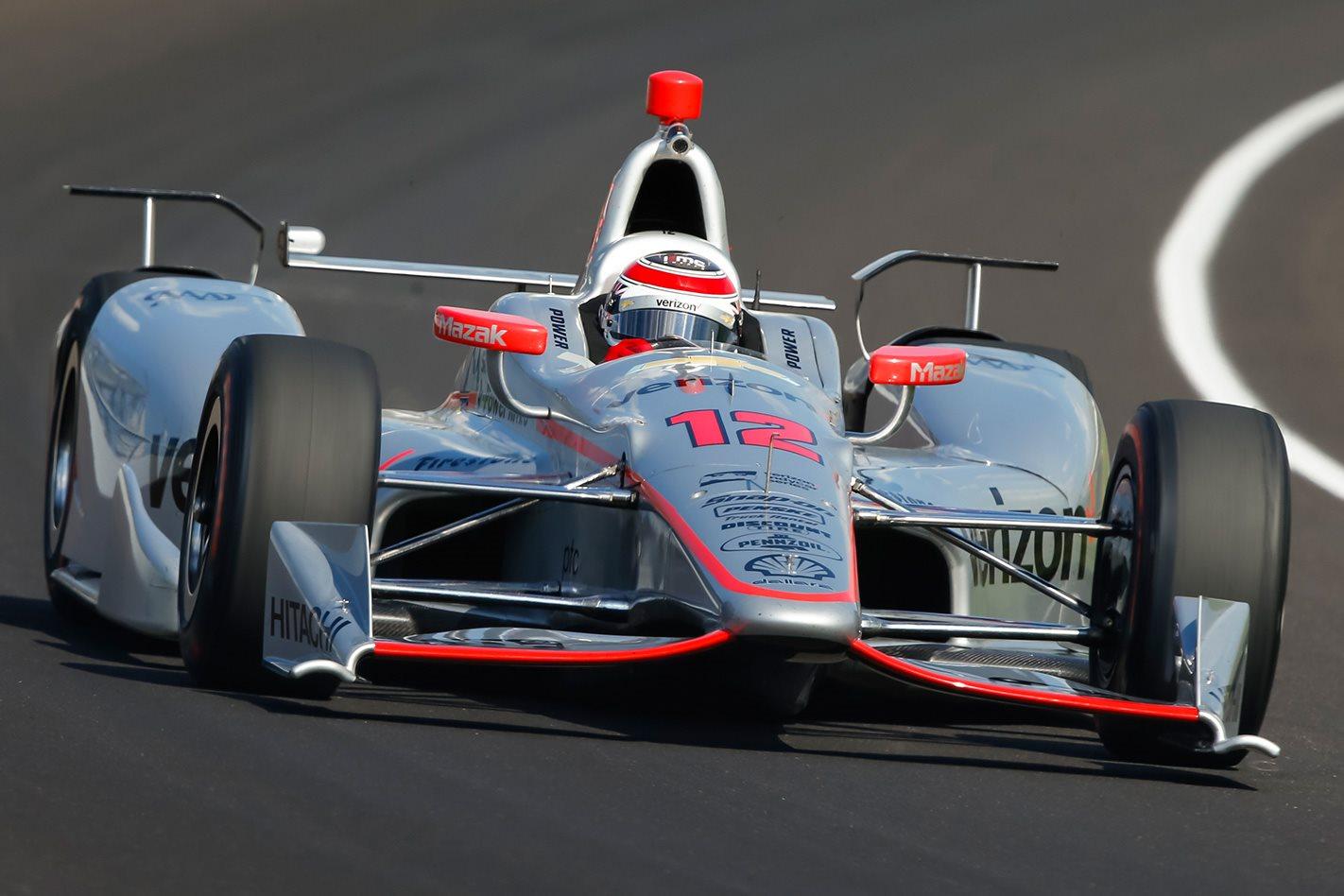 DJR Team Penske Verizon Indycar