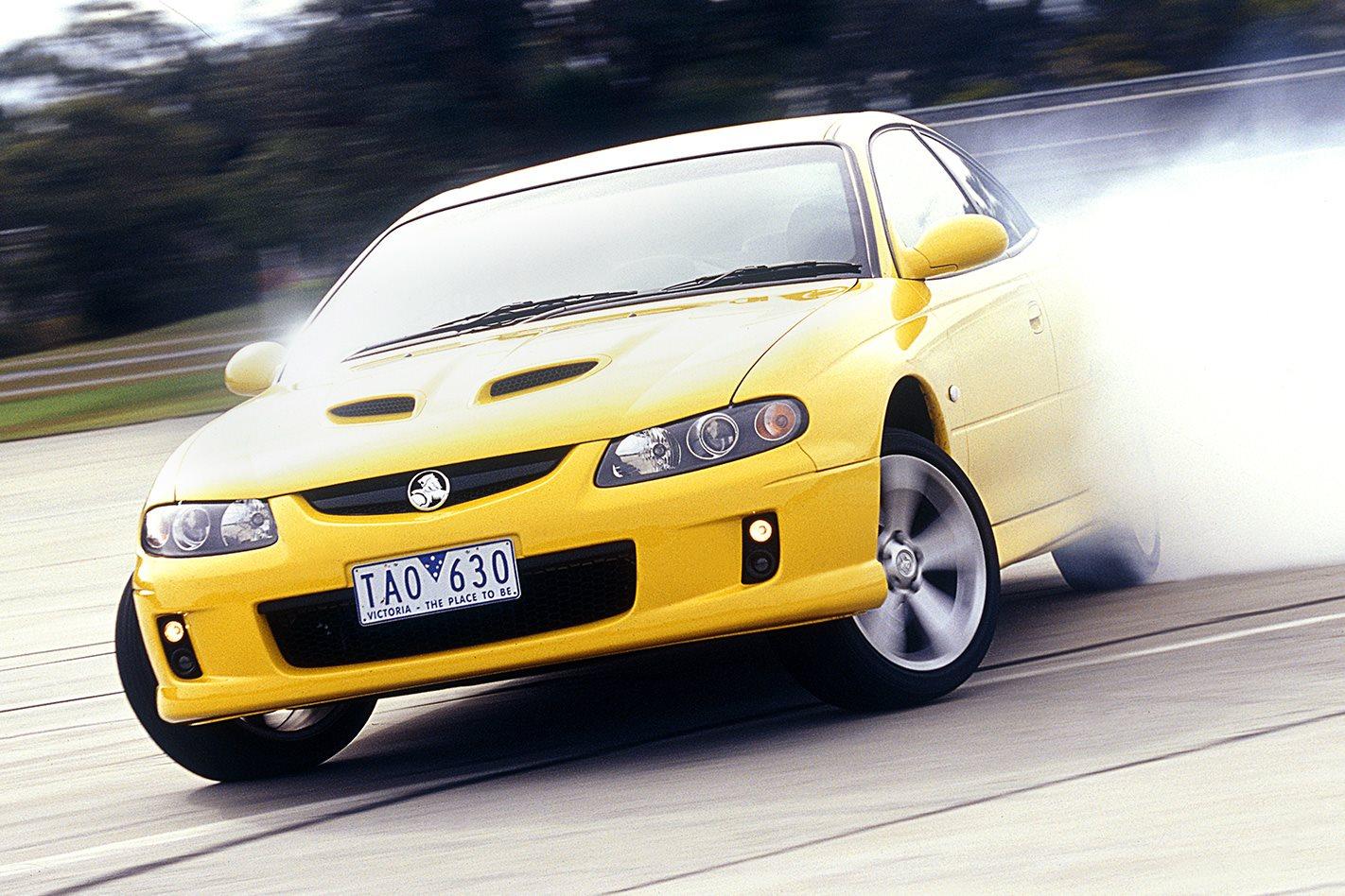 2004 Holden Monaro VZ review: Classic MOTOR