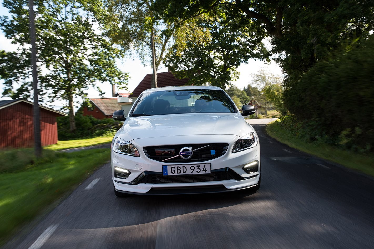 Volvo S60 & V60 Polestar announced, advanced aero