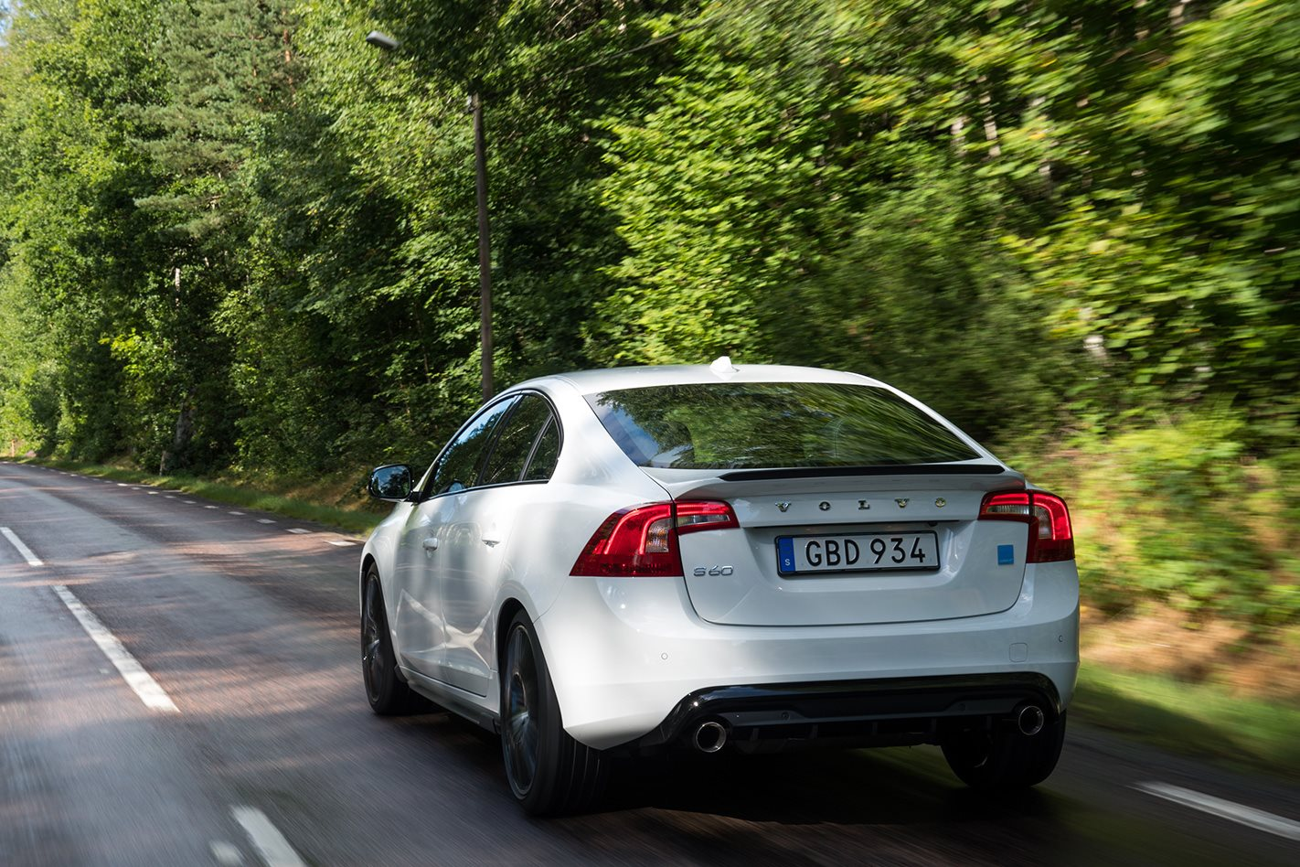 Volvo boosts S60 and V60 Polestar aero