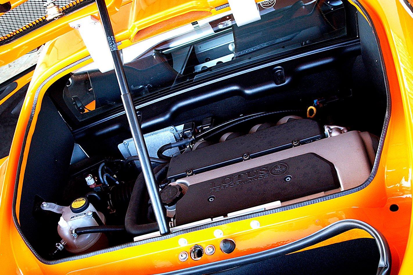 Lotus Exige engine
