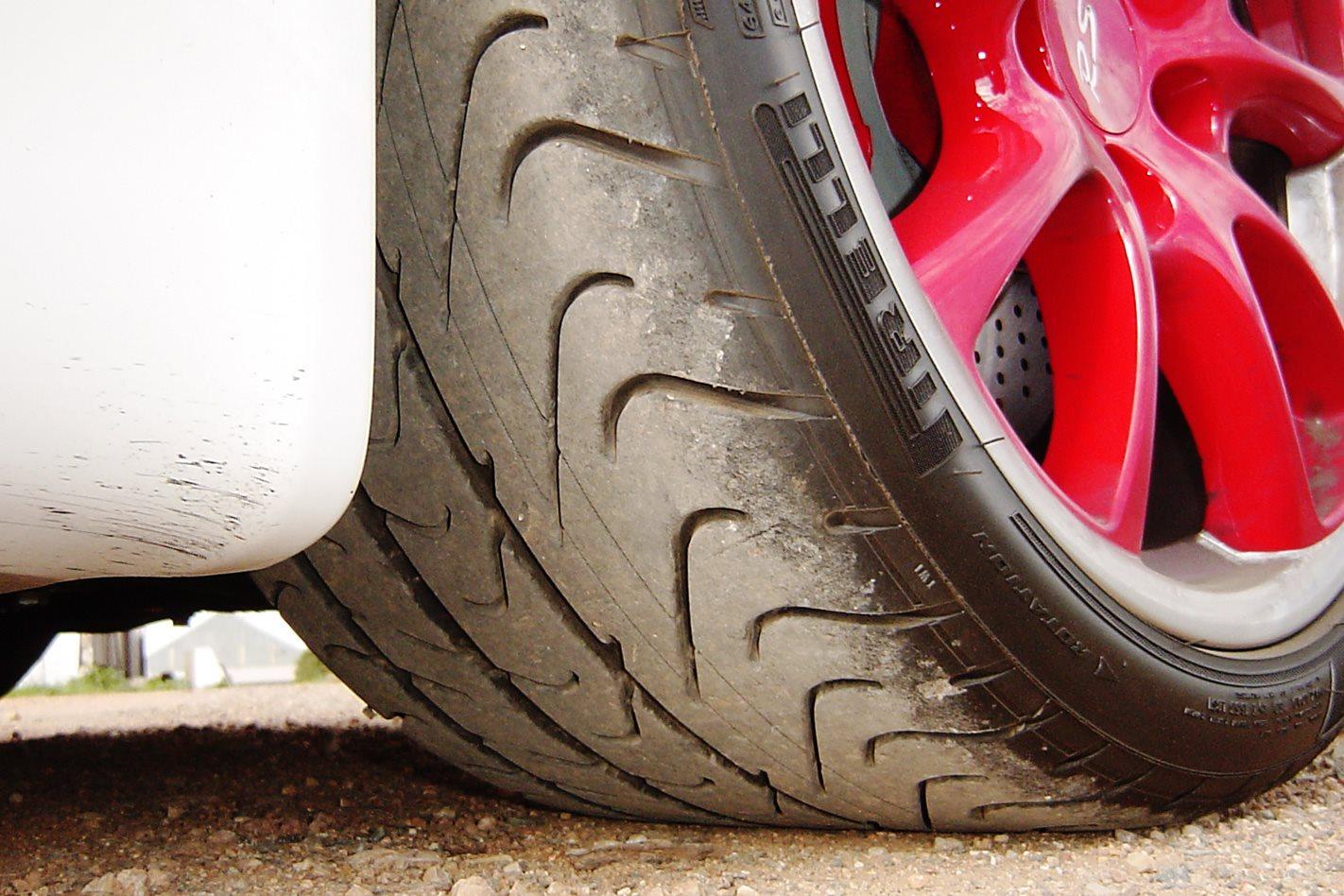 Porsche GT3 RS wheel