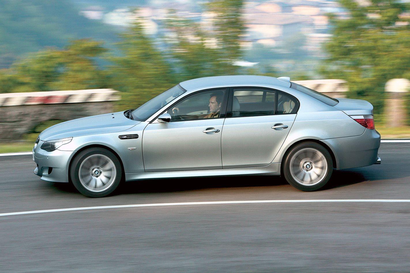 2005 E60 BMW M5 steering