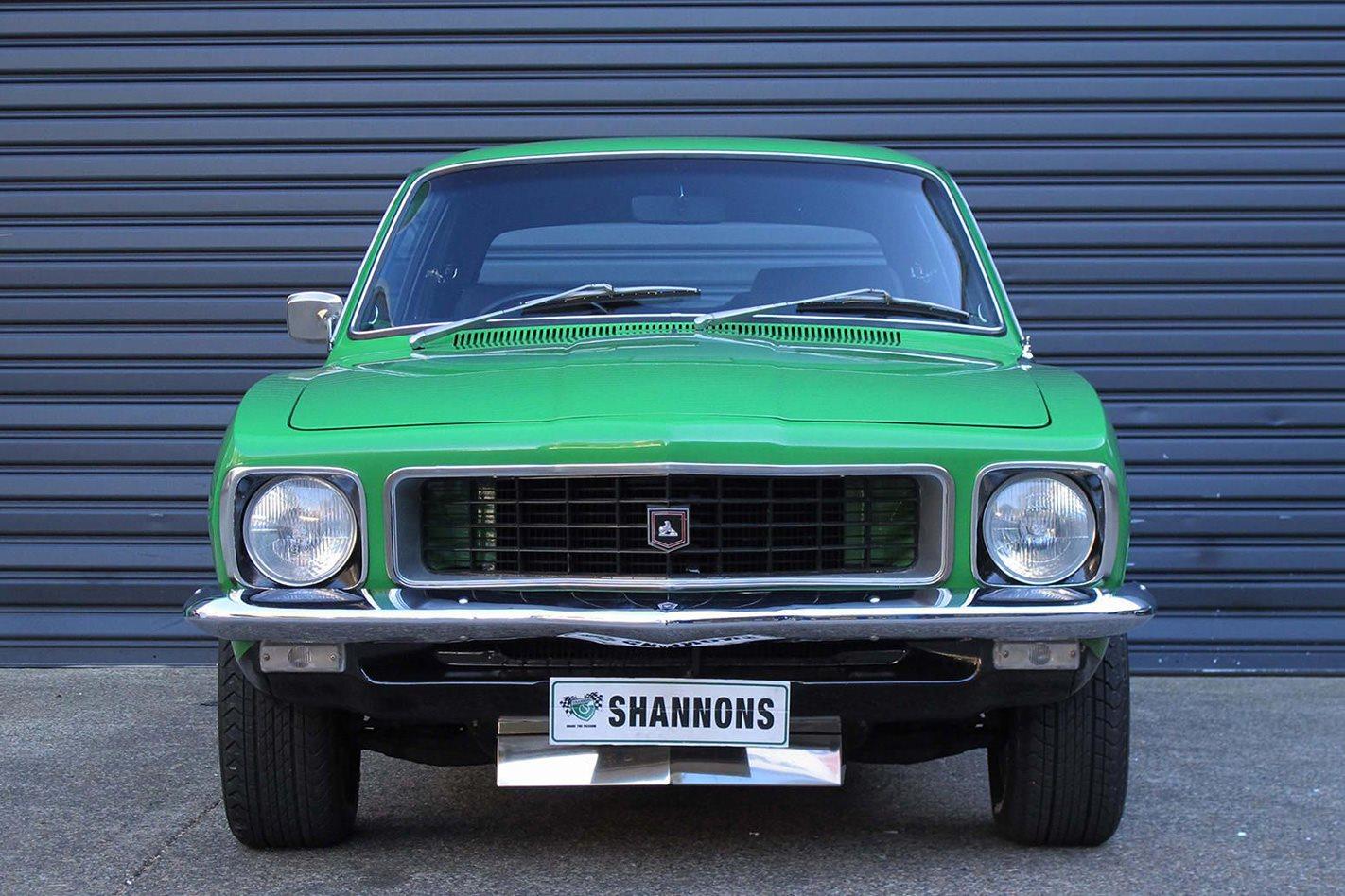1972 Holden LJ Torana GTR XU sedan