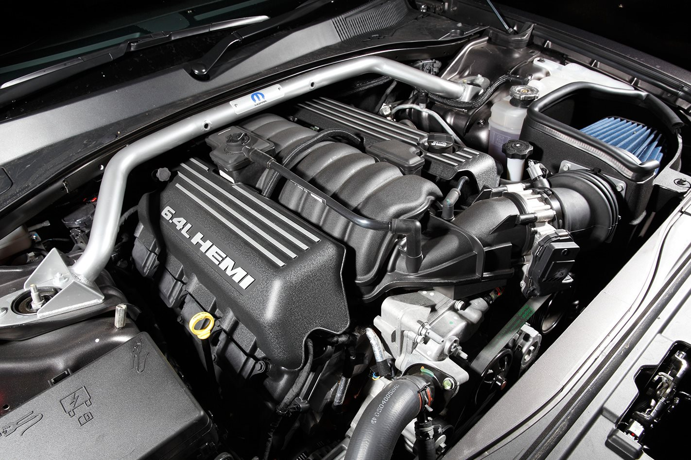 2013 Chrysler 300 SRT8 Core engine