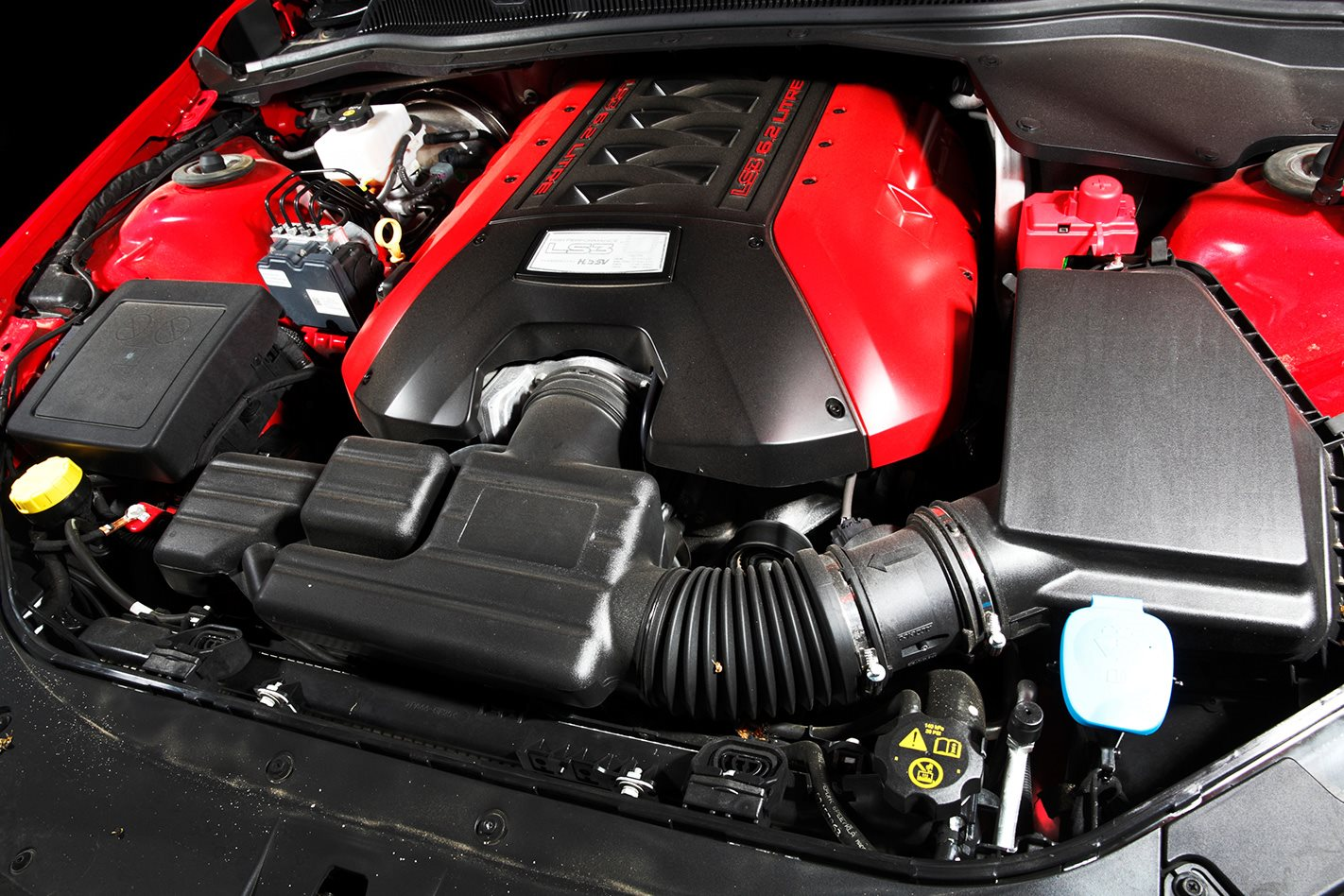 2013 HSV Clubsport engine